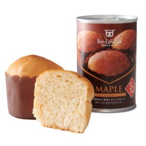 非常食 缶詰パン 備蓄deボローニャ メープル味 (5年6ヶ月保存)