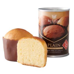 非常食 缶詰パン 備蓄deボローニャ プレーン味 (5年6ヶ月保存)