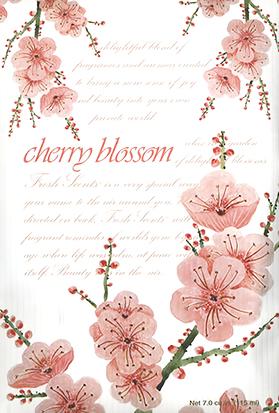 フレグランス ウィローブルック フレッシュセンツL チェリーブロッサム CHERRY BLOSSOM