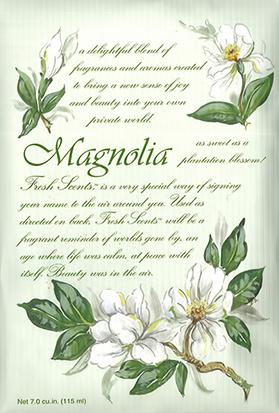 フレグランス ウィローブルック フレッシュセンツL マグノリア MAGNOLIA