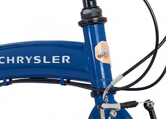折り畳み自転車 クライスラー フォールディングバイク26 写真サンプル4