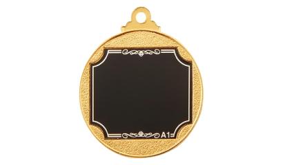 ASACO メダル裏面プレート A-1