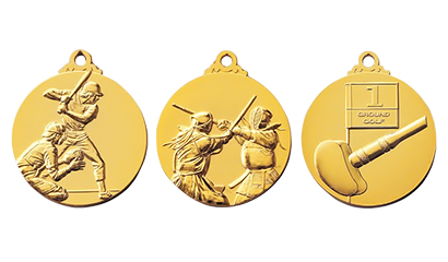 ASACO メダル絵柄イメージ