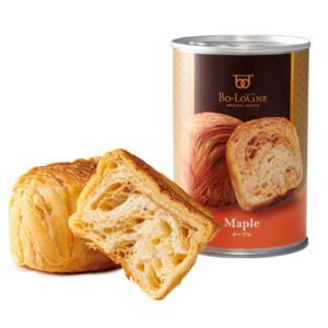 非常食 缶詰パン 缶deボローニャ メープル味 (3年6ヶ月保存)