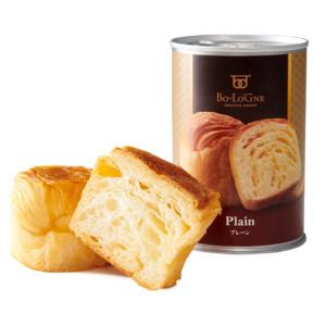非常食 缶詰パン 缶deボローニャ プレーン味 (3年6ヶ月保存)